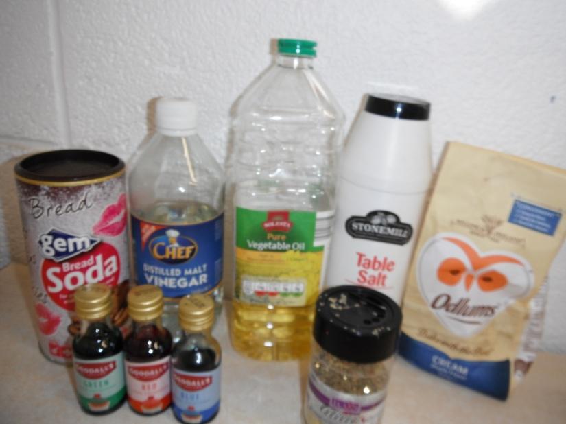 Science - Ingredients