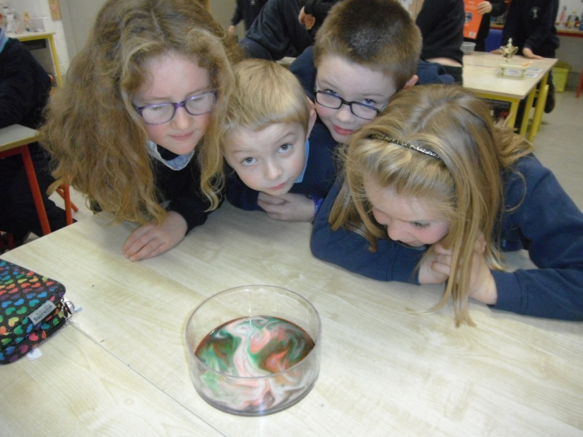 Science Week - Look what's happening!