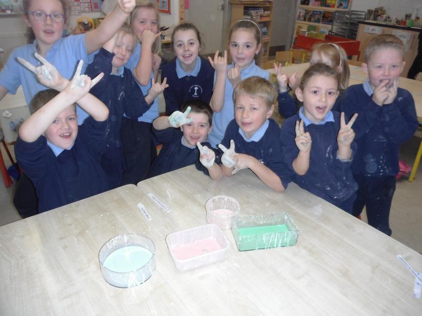 Science Week - slime!